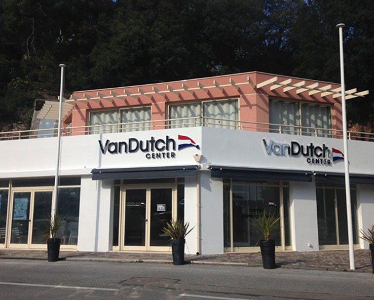 VanDutch Strengthens Mediterranean Presence Opening VanDutch Center France on the Cote D'Azur