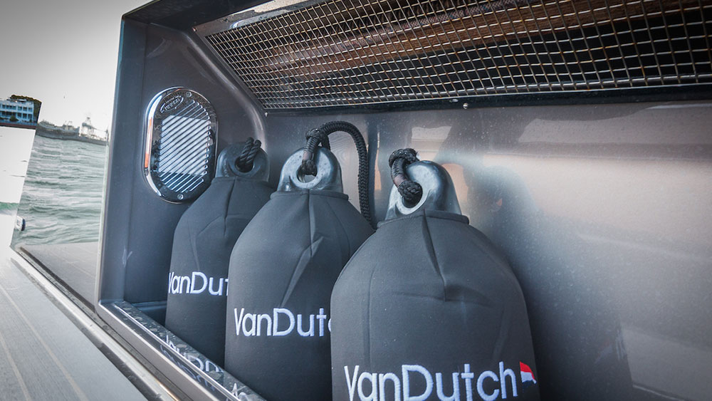 VanDutch 40 2015 Preowned