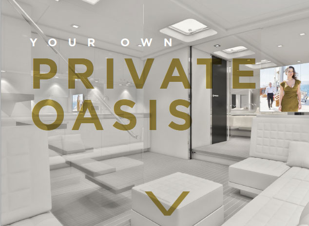 private oasis